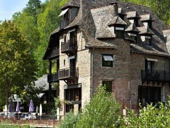 Hotel Restaurant Herve Busset   Domaine De Cambelong