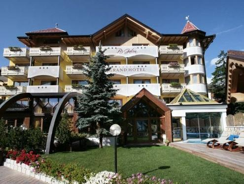 Piz Galin Grand Hotel Family And Wellness