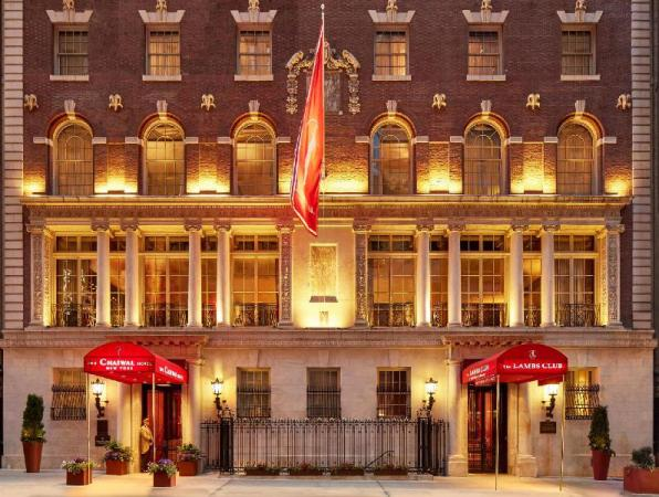 The Chatwal, a Luxury Collection Hotel, New York City New York