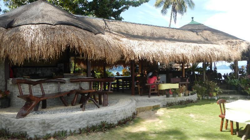 Las Cabanas Beach Resort Hotel El Nido