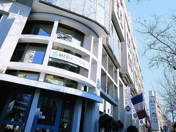 Median Paris Porte De Versailles Hotel Paris