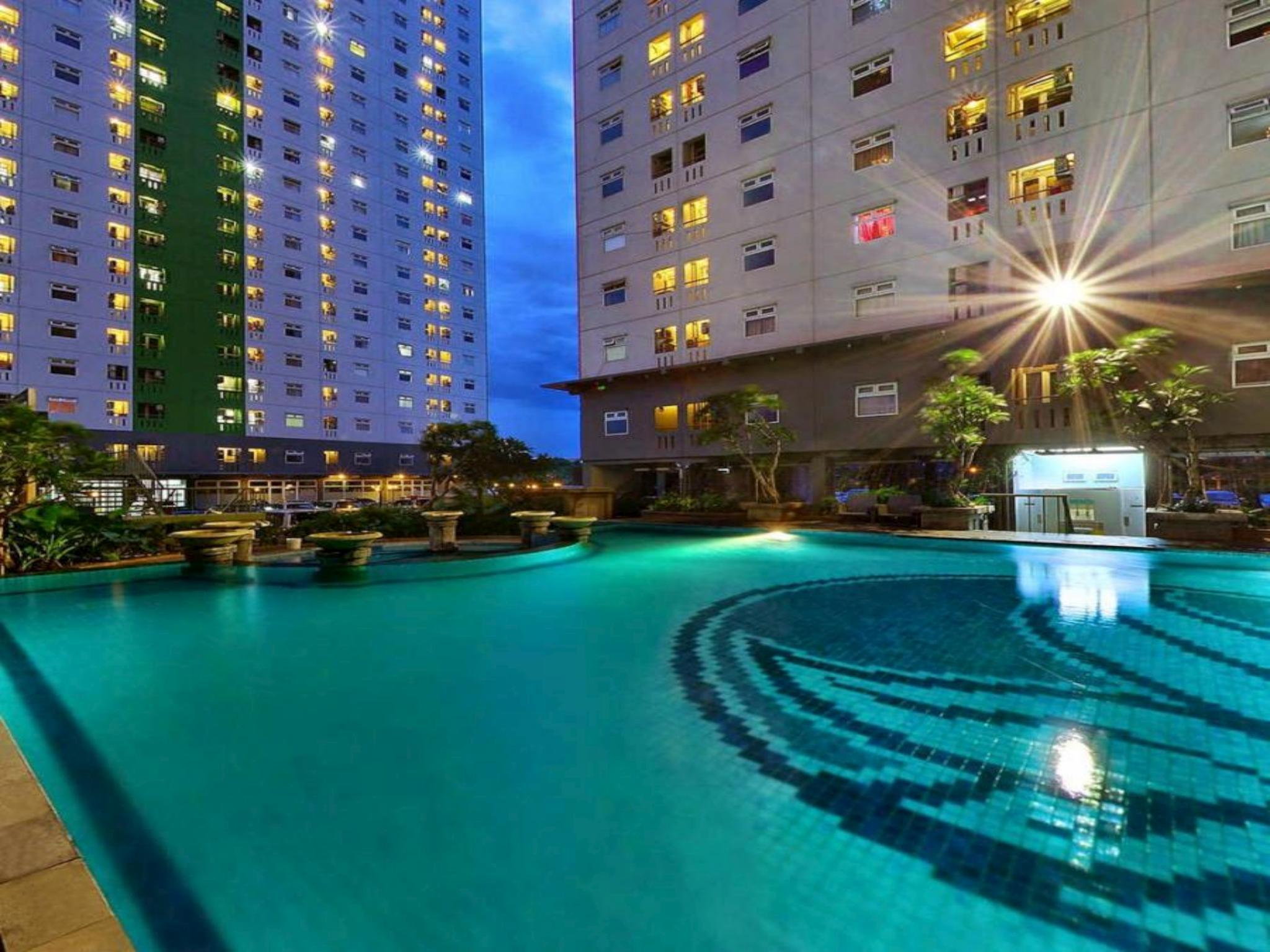 Green Pramuka City 2BR Premium By Novi 8