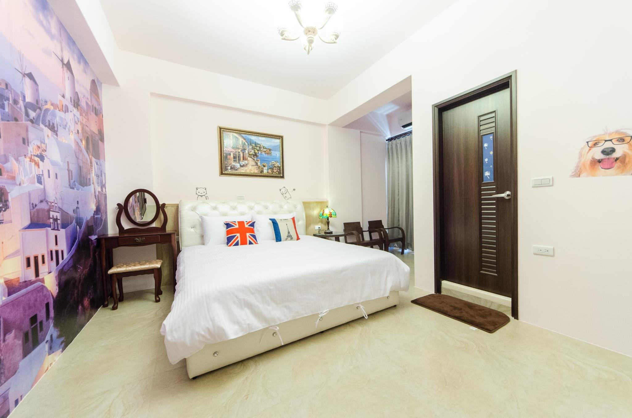 Near Hualien Commercial High School   Doule Room With Balcony