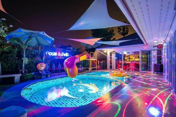 Poon & Prin Poolvilla Hua Hin
