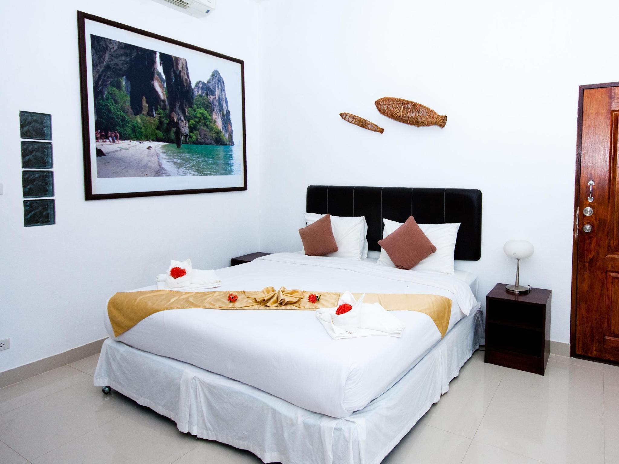 Nadivana Serviced Apartment นาดิวานา เซอร์วิส อพาร์ตเมนท์