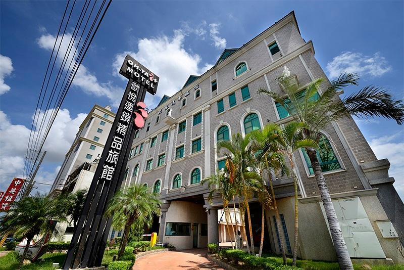 OHYA Boutique Motel Shin Ying Branch