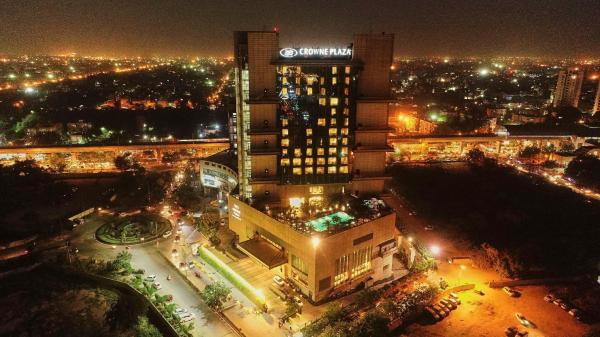 Crowne Plaza New Delhi Rohini New Delhi and NCR