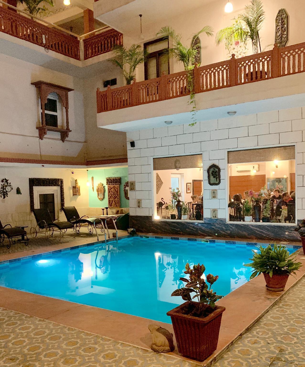 Suryaa Villa   A Classic Heritage Hotel