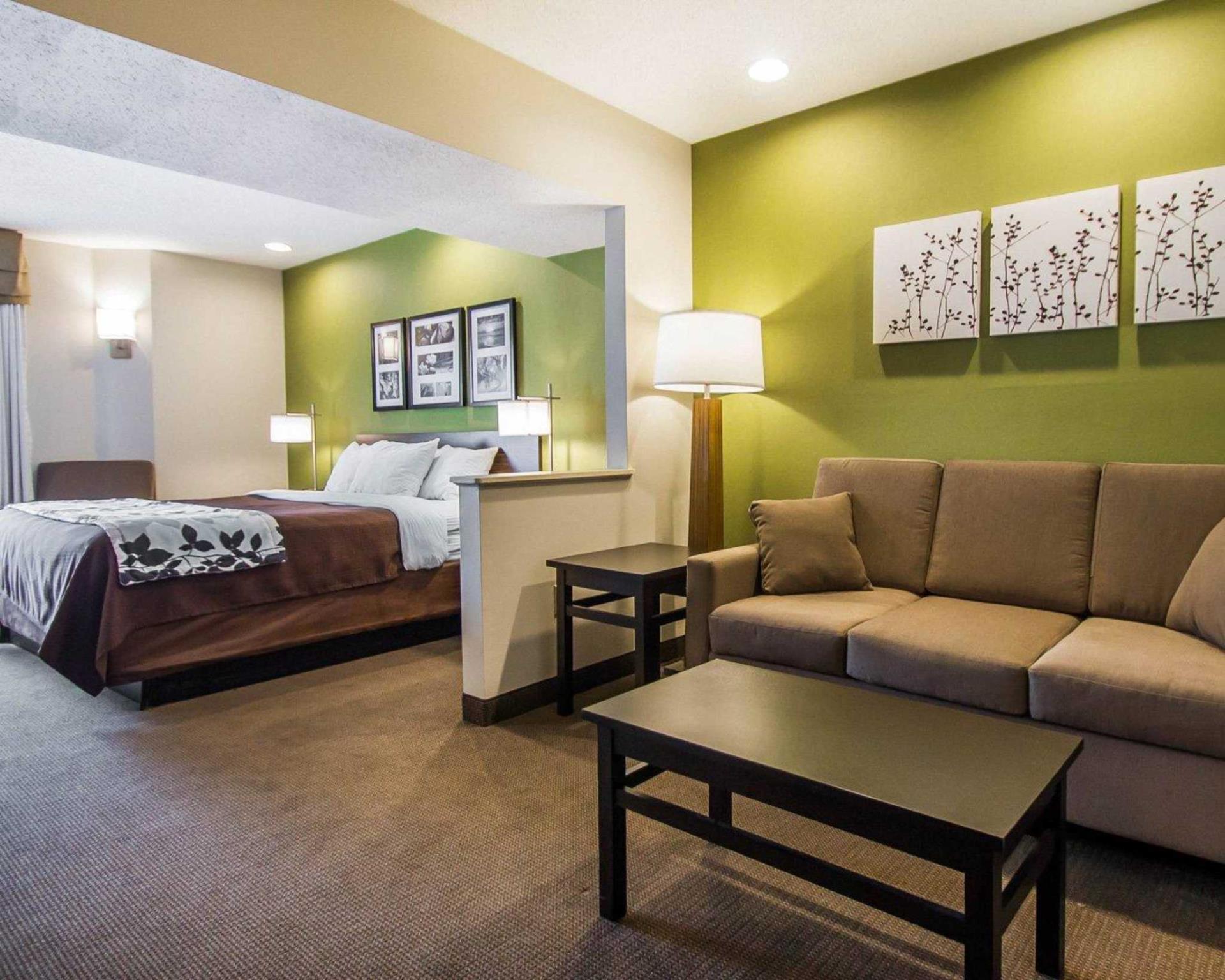 Sleep Inn And Suites Niantic