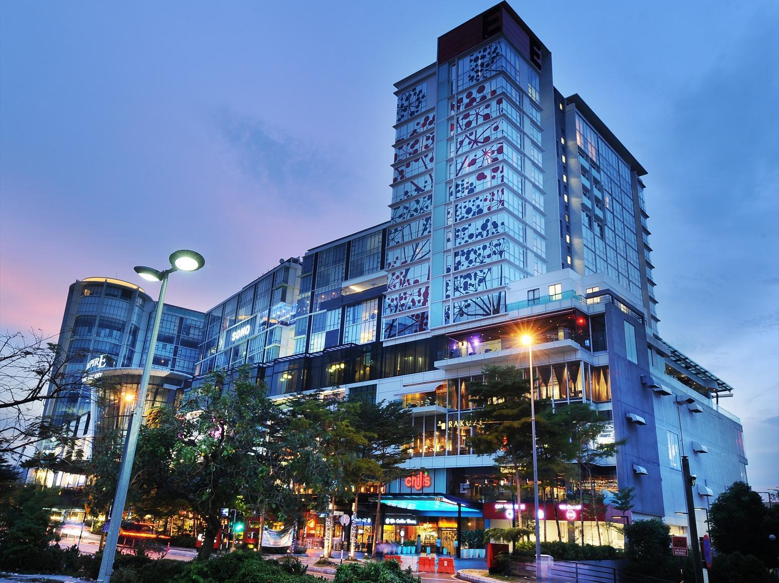 Staycation in Kuala Lumpur