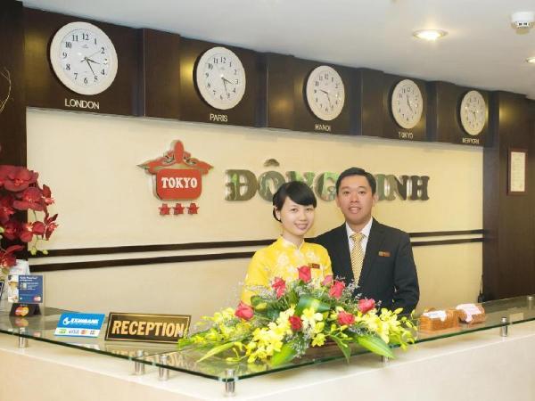 Dong Kinh Hotel Ho Chi Minh City