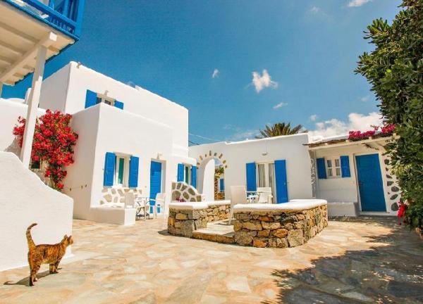 Anemos Apartments Mykonos