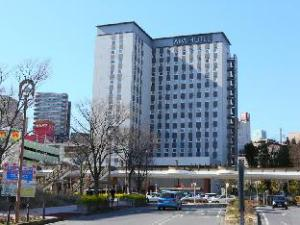 فندق إيه بي إيه كاسزي ناريتا -إيكيمي (APA Hotel Keisei Narita-Ekimae)