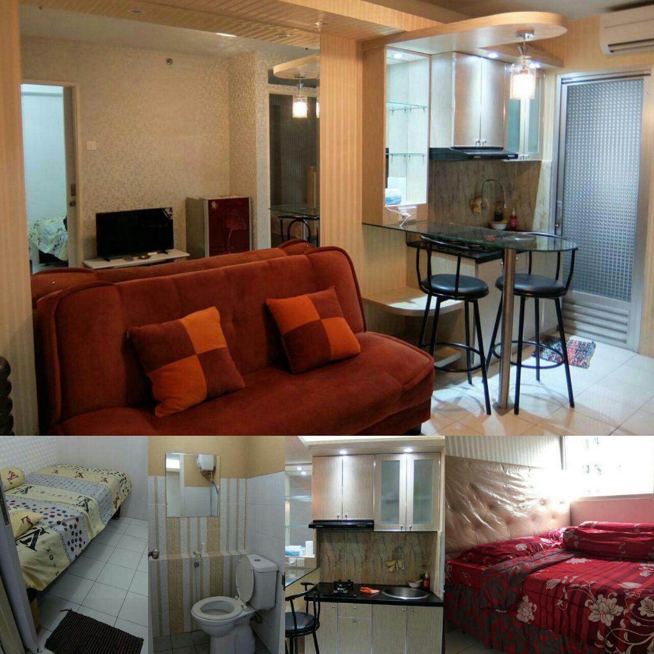 Kalibata City Apartment 2 BR   Metro Rent 2