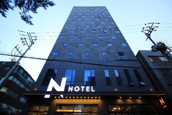 Seoul N Hotel Dongdaemun Seoul