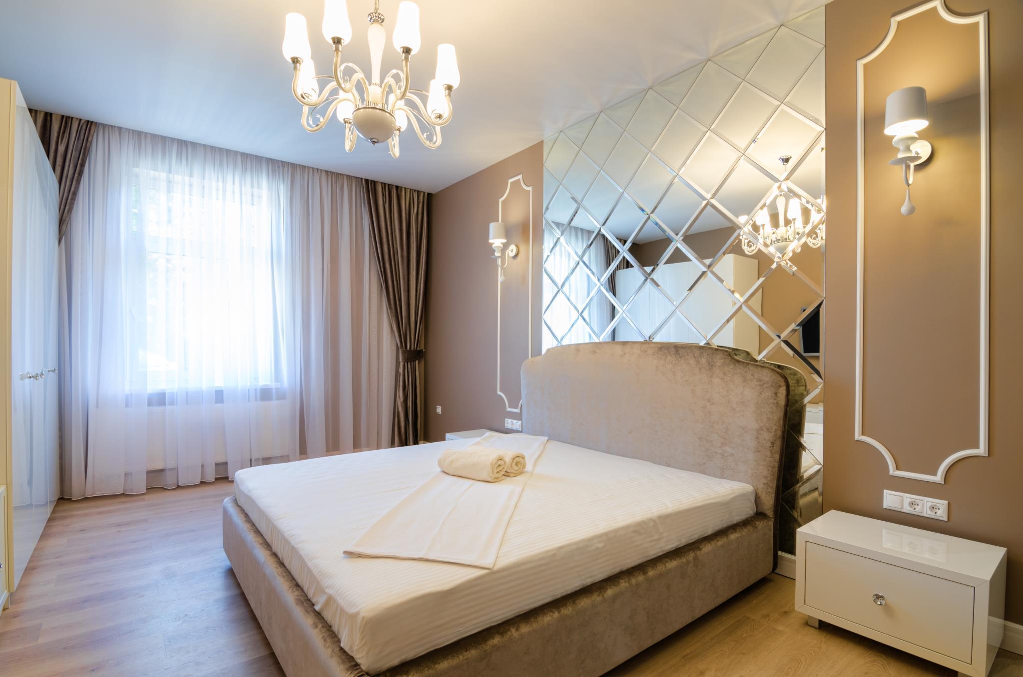 Two Bedrooms Apartment On Lysenka 11  V.I.P.