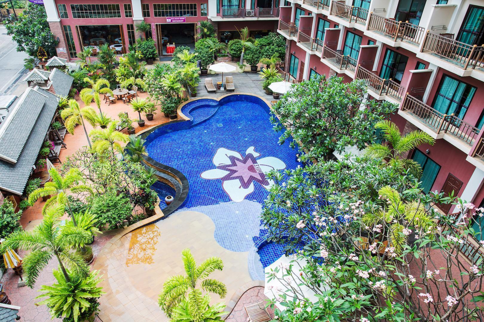 Mike Orchid Resort ไมค์ ออร์คิด รีสอร์ต