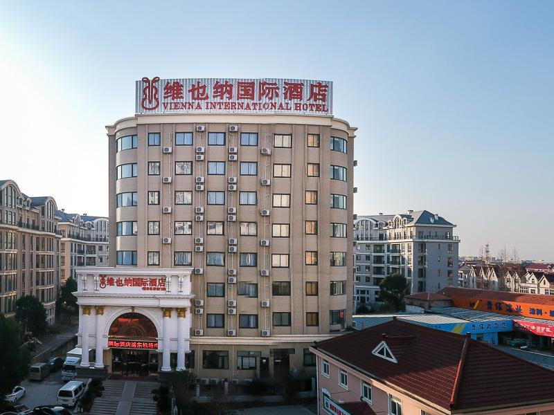 Vienna International Hotel Shanghai Pudong Dongzhan Branch