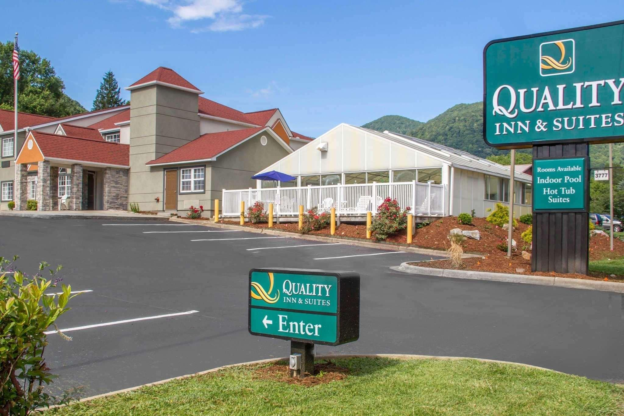 Quality Inn And Suites Maggie Valley   Cherokee Area
