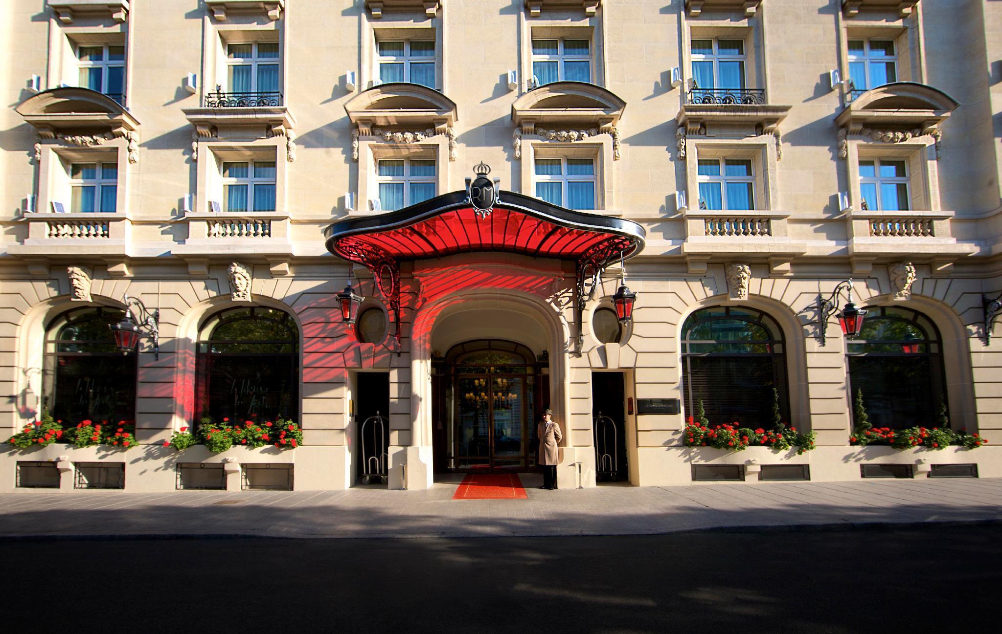 Le Royal Monceau Hotel Raffles Paris