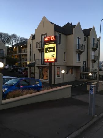 Motel On York Dunedin