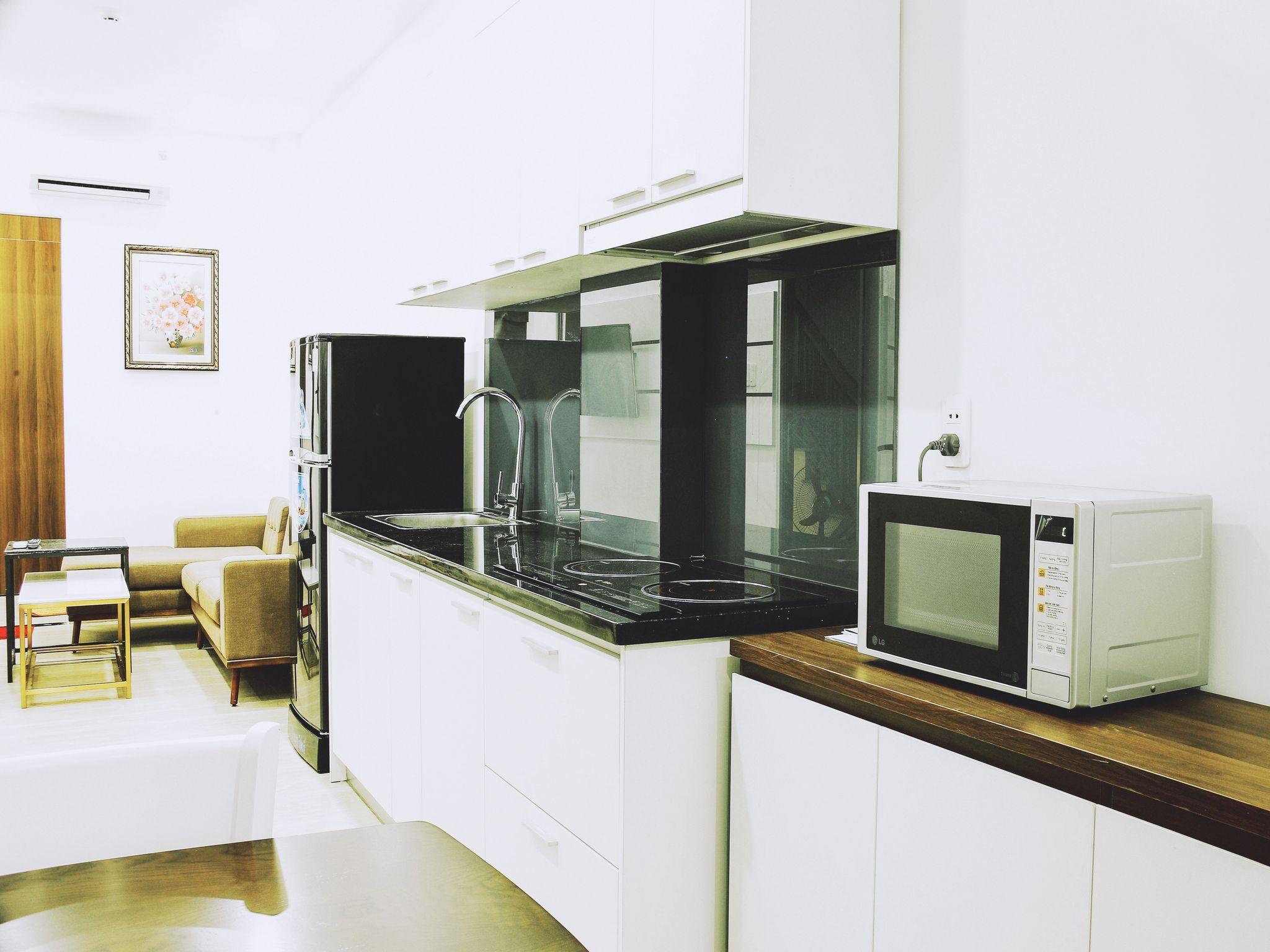 2bedrooms 3th Floor Cao Ba Quat Apartment Landlord