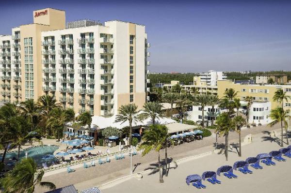 Hollywood Beach Marriott Fort Lauderdale