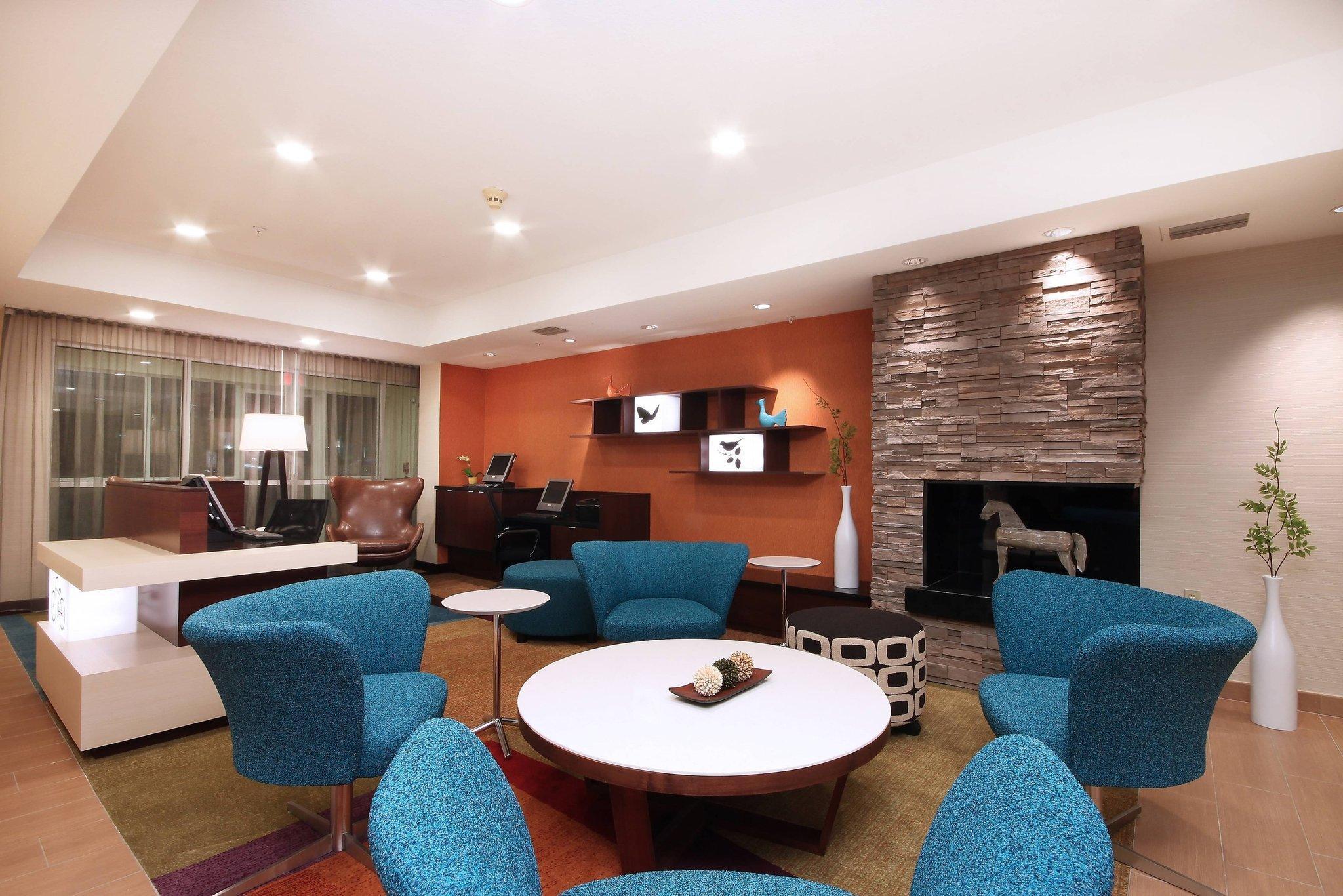 Fairfield Inn And Suites Dallas Las Colinas