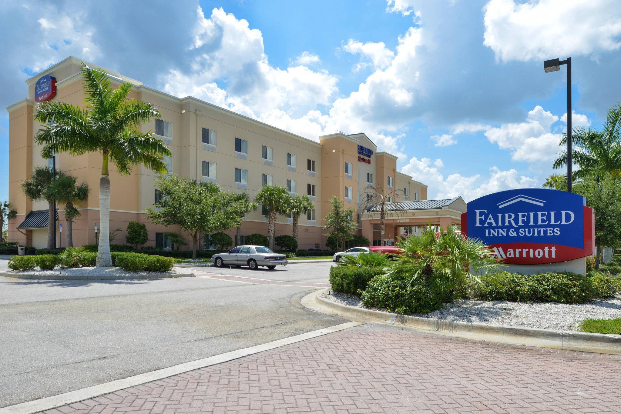 Fairfield Inn And Suites Fort Pierce