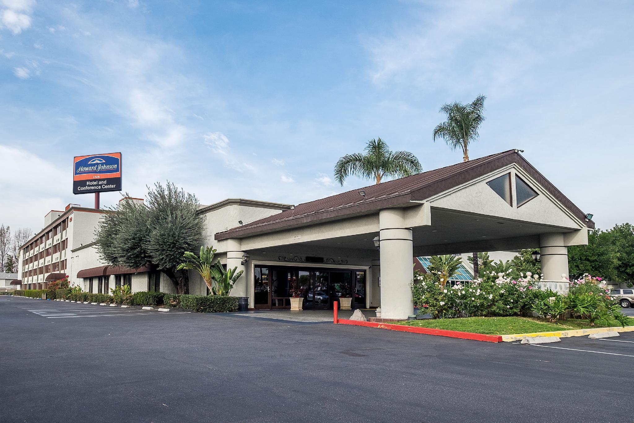 Howard Johnson HotelandConf Cntr By Wyndham Fullerton Anaheim