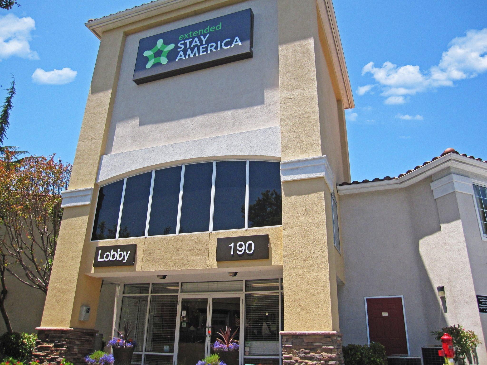 Extended Stay America San Jose Mountain View