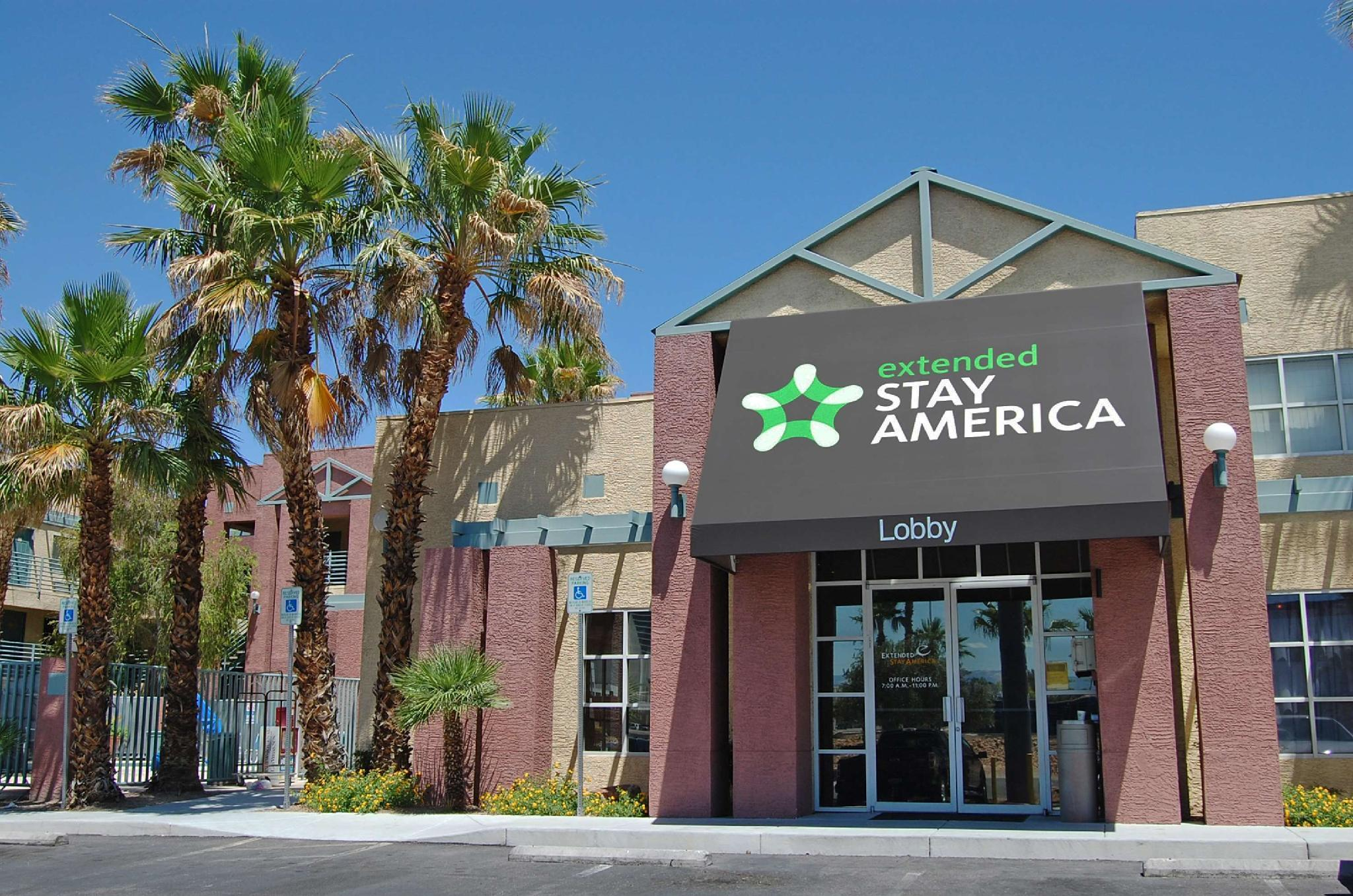 Extended Stay America Las Vegas Valley View