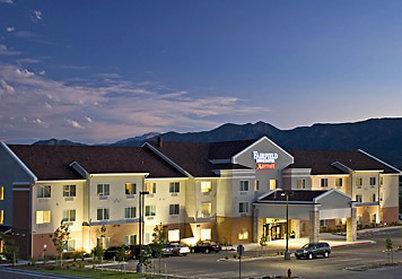 Fairfield Inn & Suites Colorado Springs North Air Force Academy