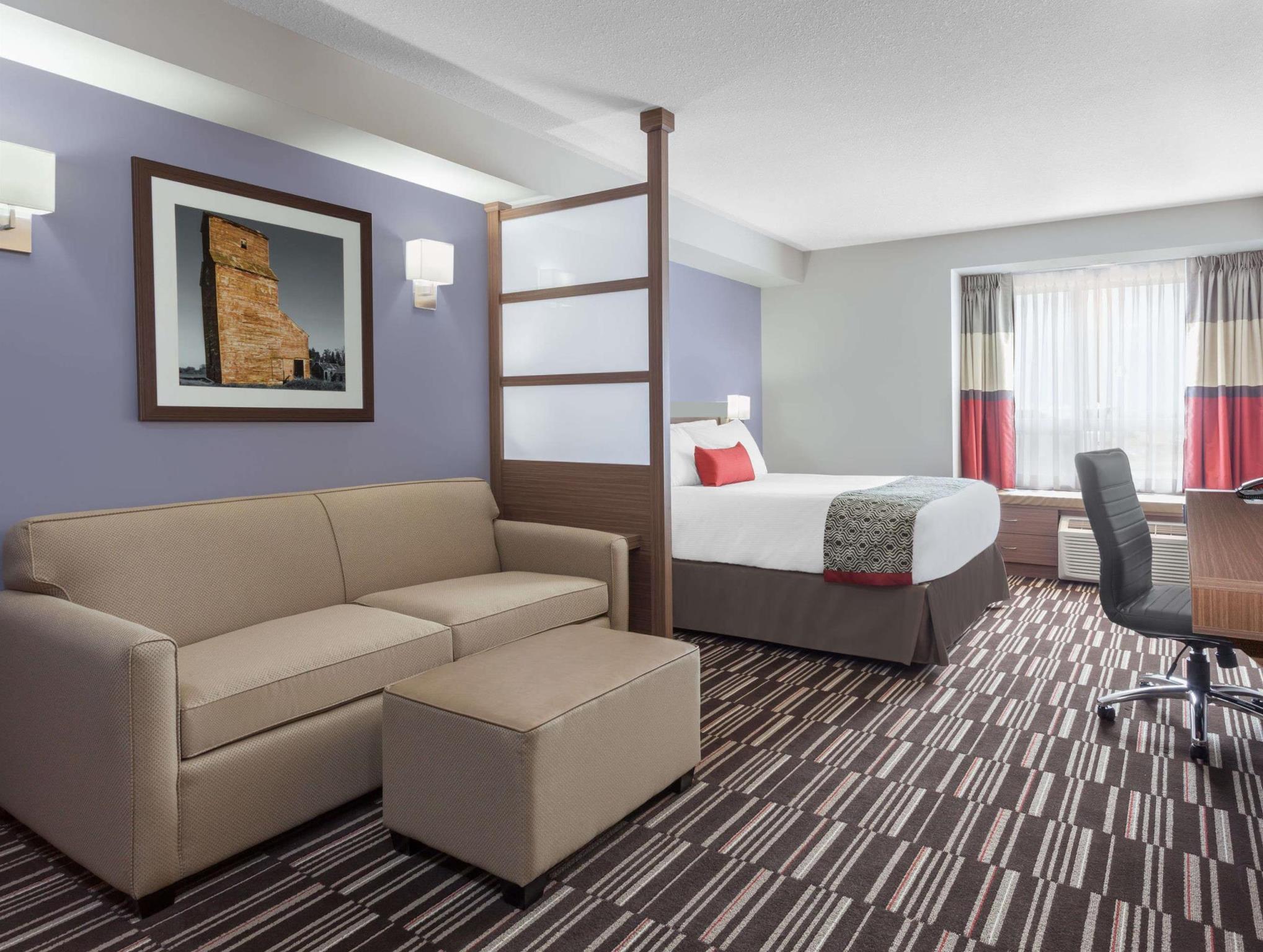 Microtel Inn & Suites By Wyndham Bonnyville