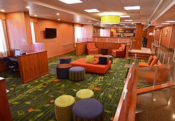 Fairfield Inn And Suites Anaheim North Buena Park