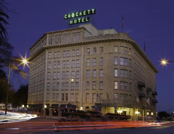 The Crockett Hotel San Antonio