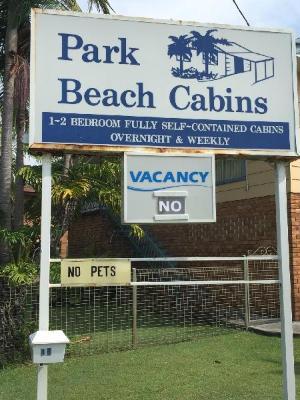 Park Beach Cabins
