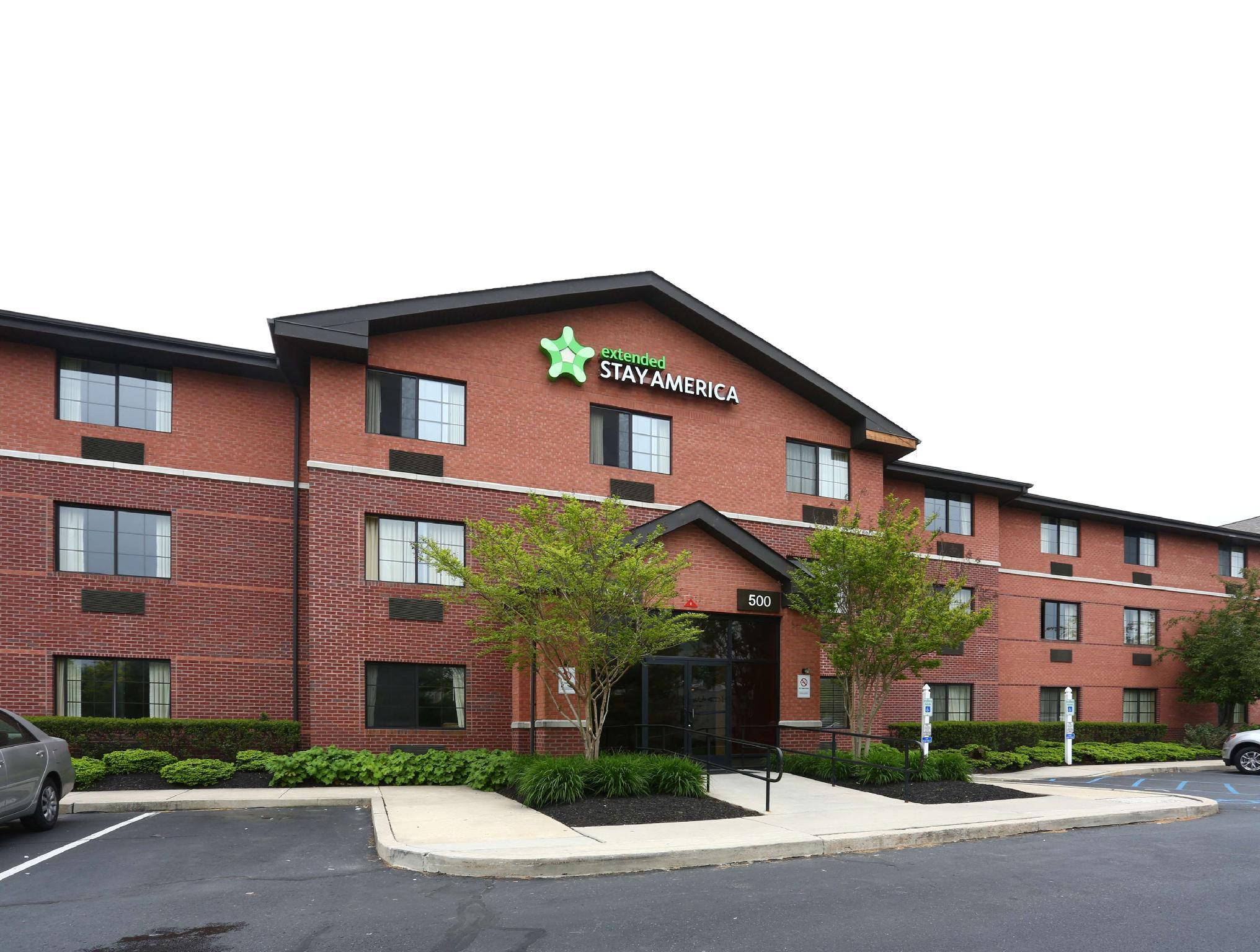 Extended Stay America Mt Laurel Pacilli Place