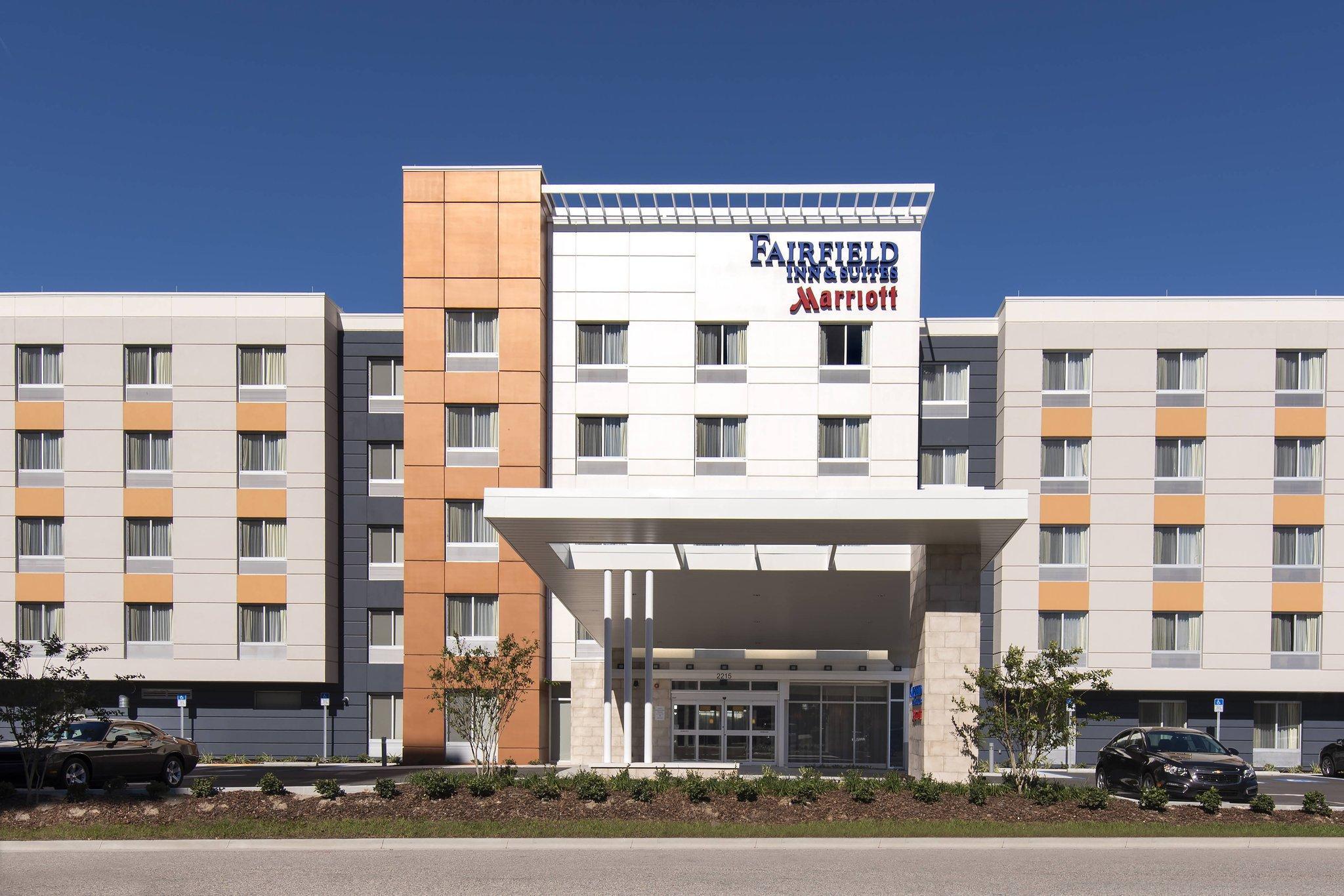 Fairfield Inn And Suites Tampa Westshore Airport