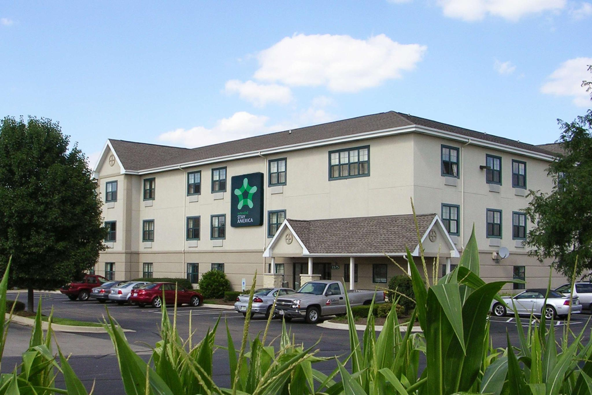 Extended Stay America Chicago Naperville West
