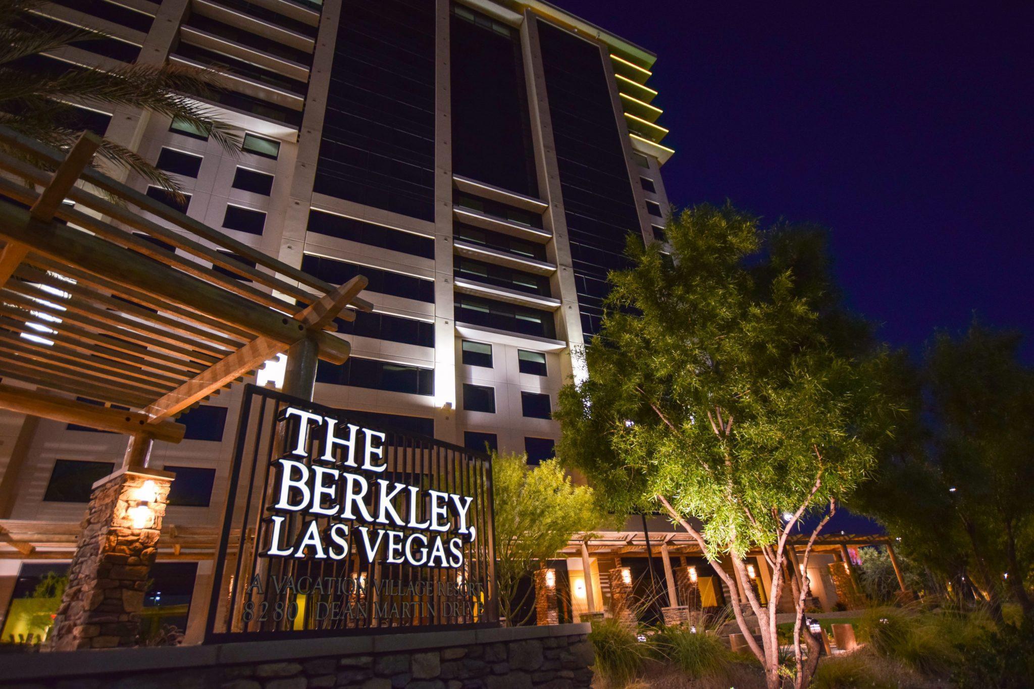 The Berkley, Las Vegas