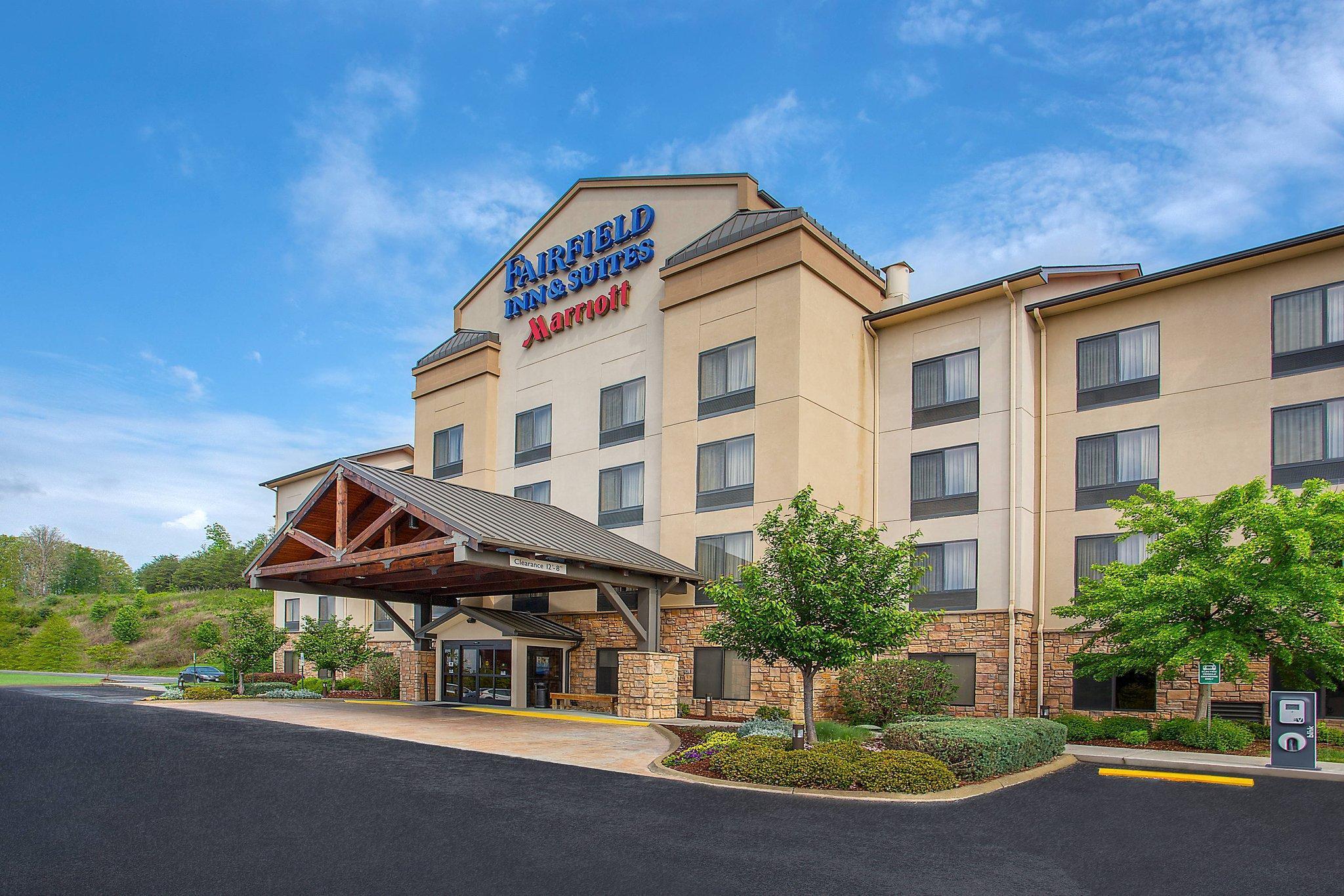 Fairfield Inn And Suites Sevierville Kodak