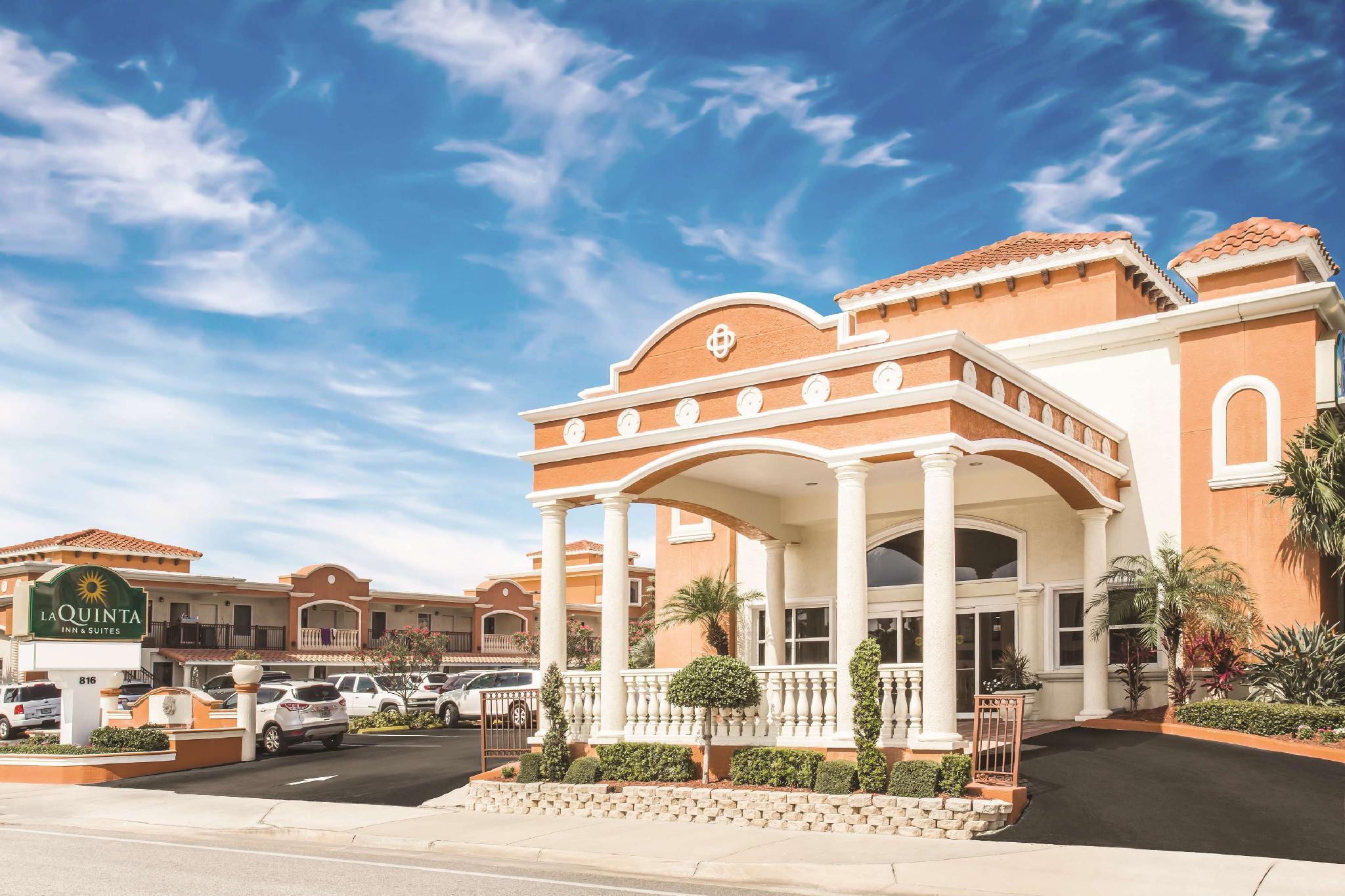 La Quinta Inn And Suites By Wyndham Oceanfront Daytona Beach