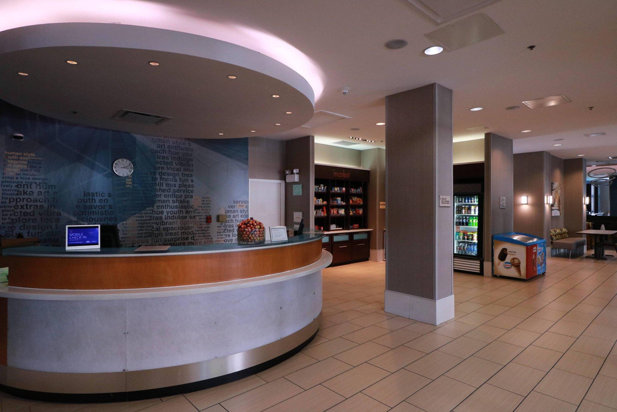 SpringHill Suites San Antonio Alamo Plaza Convention Center