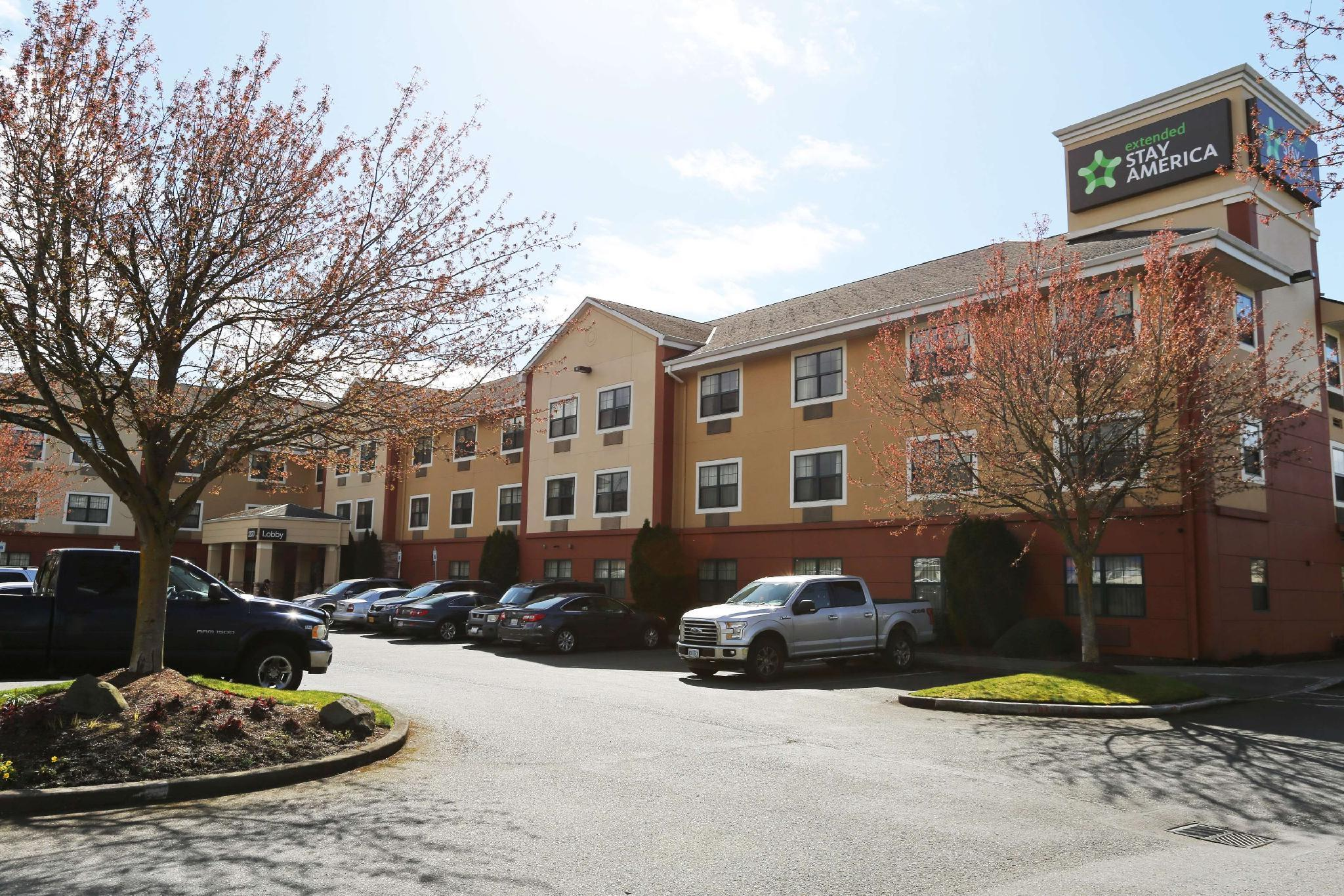 Extended Stay America Tacoma Fife