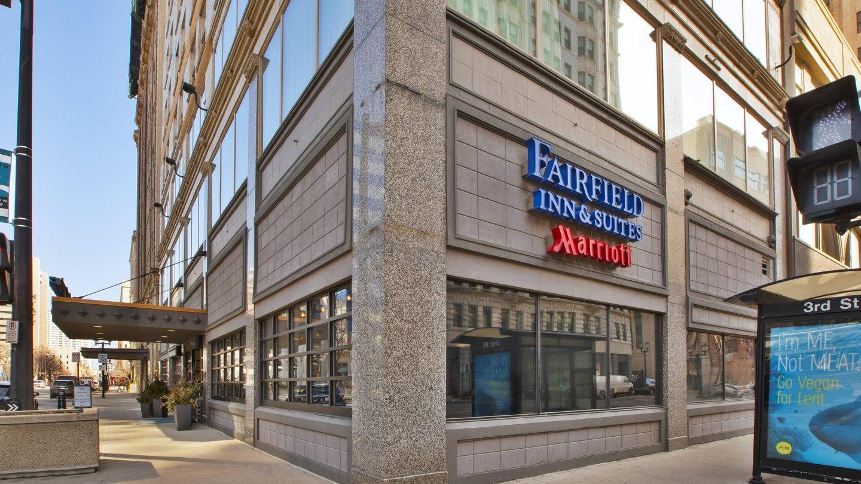 Fairfield Inn And Suites Milwaukee Downtown