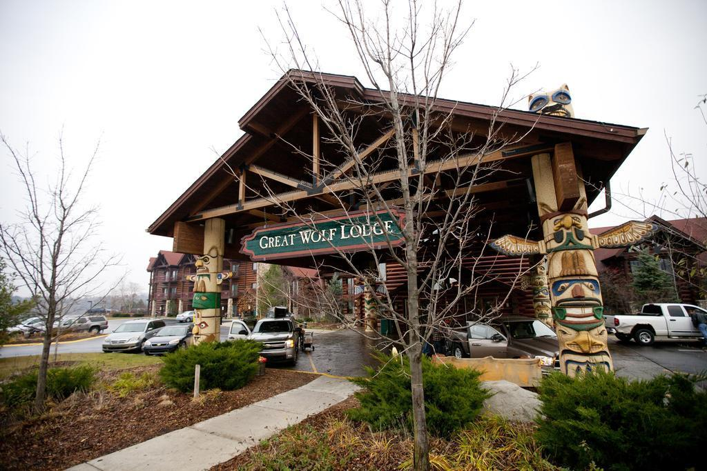 Great Wolf Lodge   Traverse City Mi