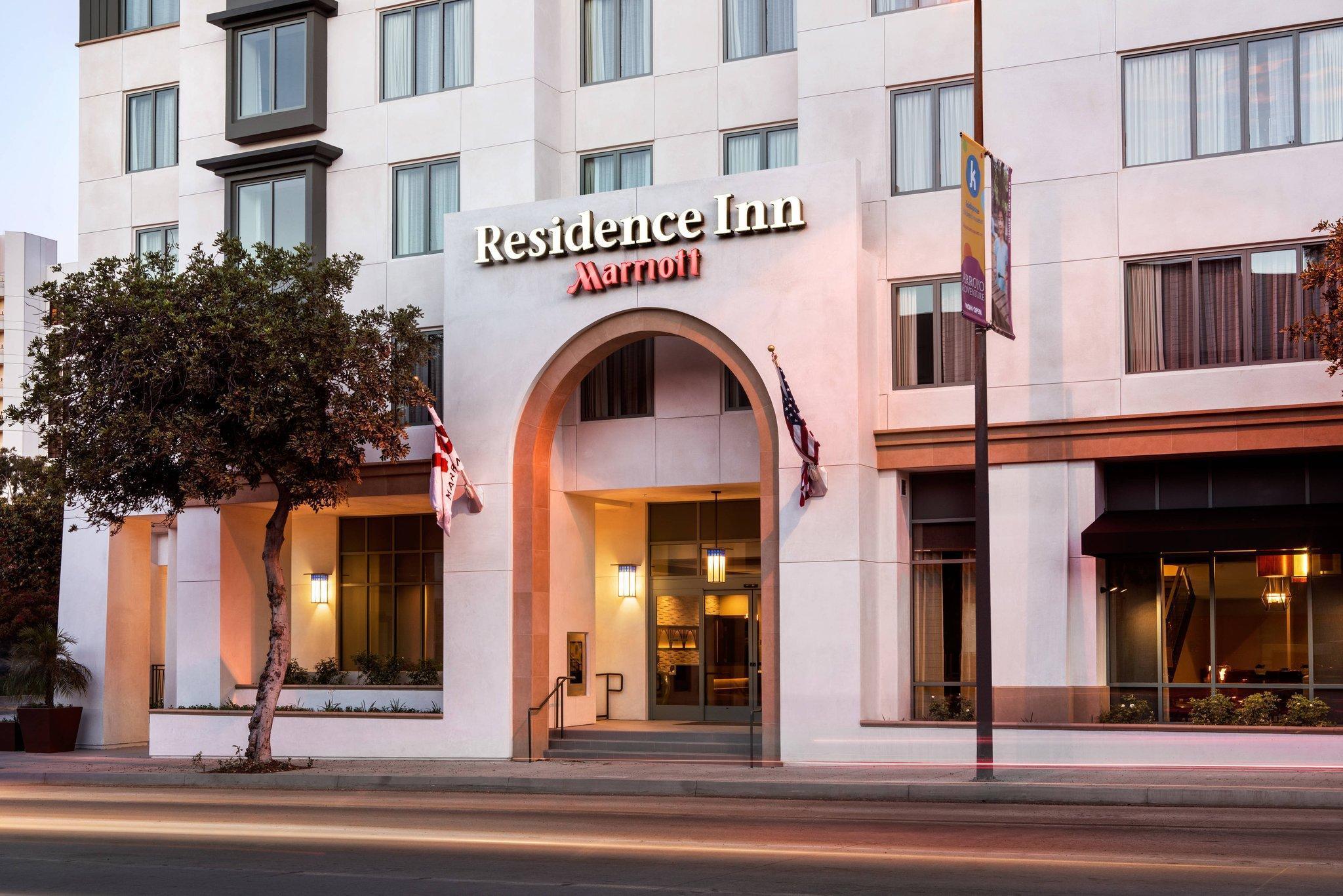 Residence Inn Los Angeles Pasadena Old Town