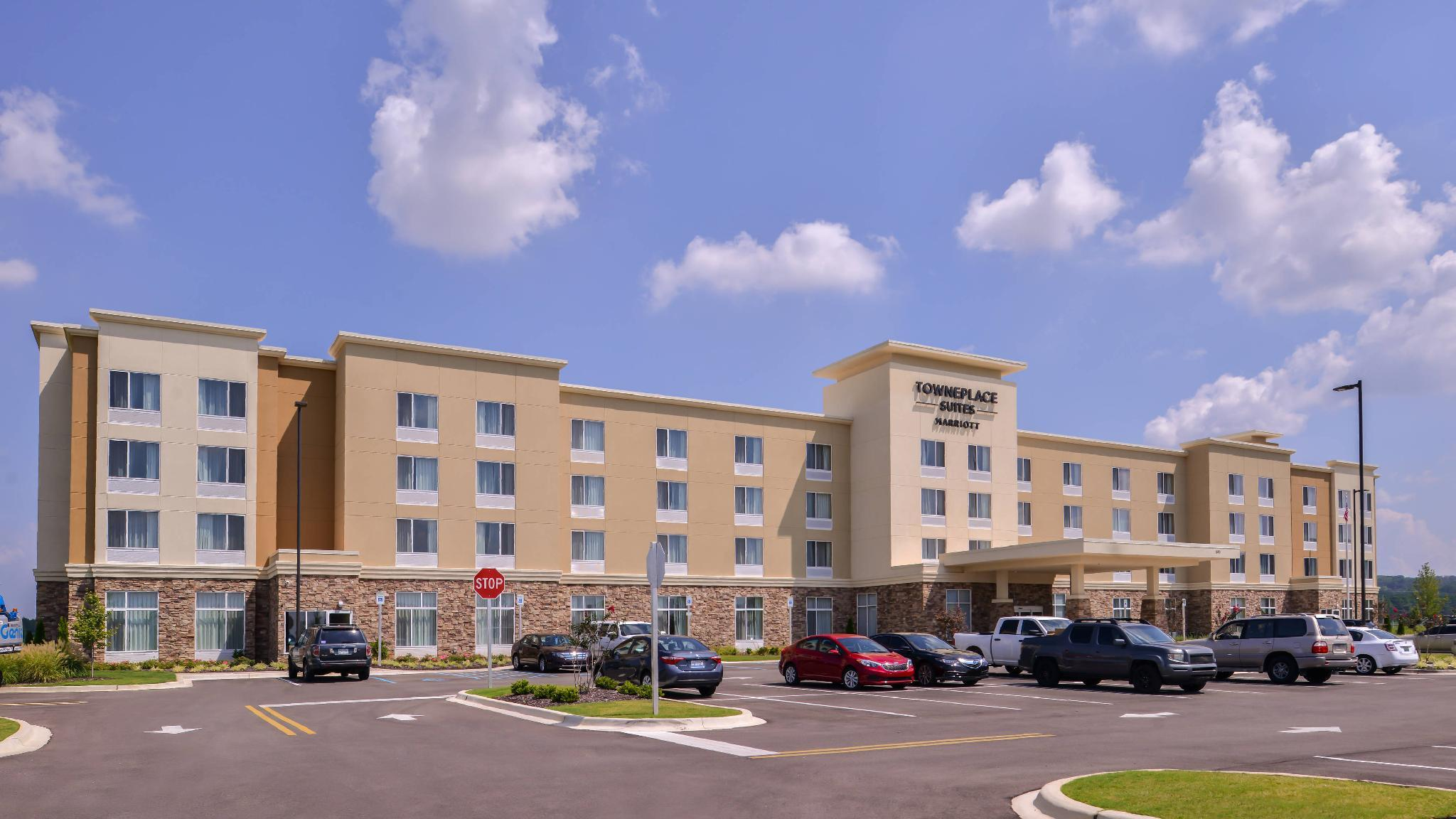 TownePlace Suites Huntsville West Redstone Gateway