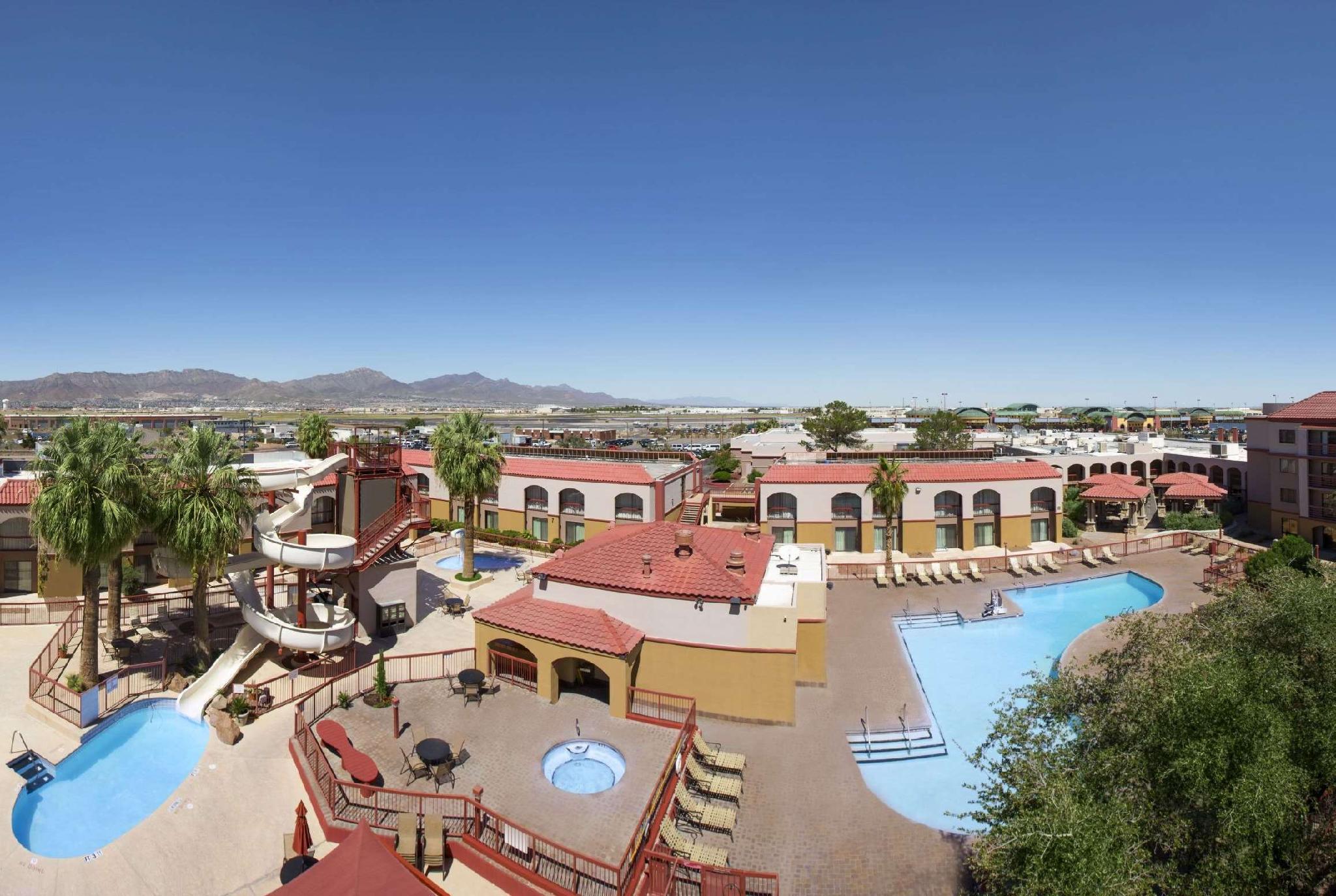 Wyndham El Paso Airport Hotel And Water Park